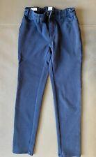 Gap Kids Girls Legging Pants in Navy Blue, Size 8 Regular