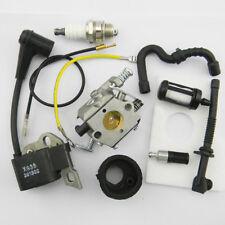 Carburador Bobina de Encendido Carb para Stihl 017 018 MS170 MS180 Motosierra