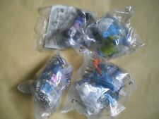 MCDONALDS TOYS, 4 SMURFS, NEW AND SEALED
