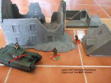 Lancer LM77 20mm Resin WWII Normandy Damaged House