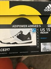 Adidas adiPower 4Orged S Men's Waterproof Golf Shoe NEW Size 15