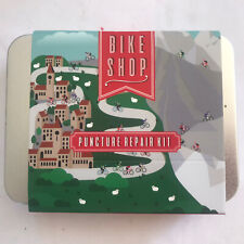 Bike Shop Puncture Repair Kit in a Tin