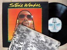 Stevie Wonder Hotter Than July + Inner UK LP Motown STMA 8035 1980 EX/NM