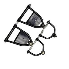 Ford Mustang 2 II Tubular Control Arms Lower And Narrow Upper Air Bag Black