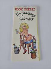 KALENDER / ROOIE OORTJES - VERJAARDAGSKALENDER - 1994 - DE BOEMERANG UITGEVERIJ