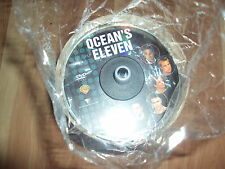 Oceans Eleven Wholesale Lot 100 Dvds Brand New In Roll No Cases Or Covers