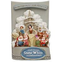 Estatua de Disney Blancanieves y la siete enanitos LIMITED EDITION figura