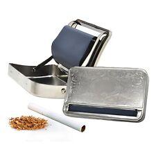 New 4.3 Inch Automatic Cigarette Rolling Machine Cigarette Roller Box Case US