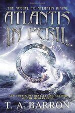 Atlantis in Peril (Atlantis Saga) by T. A. Barron