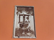 CHROMO PHOTO SUCHARD 1930 COLONIES INDOCHINE COCHINCHINE GIA-DINH BRULE-PARFUM