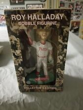 ROY HALLADAY BOBBLE HEAD PHILLIES FIGURINE