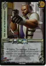 UFS CCG King Fighters 06 The Art of Self Defense Foil