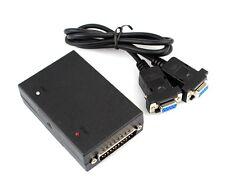 RIB-Schnittstelle PROGRAMMIER Box RLN4008B für Motorola Funk Schwarz + Tracking