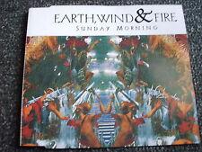 Earth Wind & Fire-Sunday Morning Maxi CD-Germany-Black