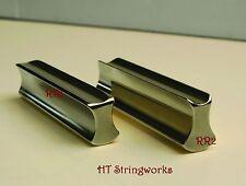 Shubb RR2 Robert Randolph Guitar Steel Slide XL Length New ~Free U.S. Shipping~