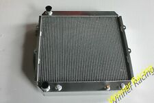 Alloy Radiator for Toyota Land Cruiser LJ70/71/73/77/78 2LTE 2.4TD auto 1990-93