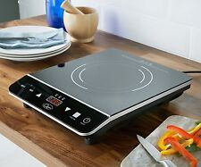2000W DIGITAL INDUCTION HOB PORTABLE ELECTRIC COOKING HOTPLATE COOKER STOVE NEW