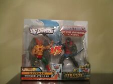 DC Masters of the Universe Classics Hawkman vs Stratos Toys R Us Exclusive