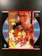 A Dangerous Life Laserdisc Gary Busey Rebecca Gilling Tessie Tomas Hbo Movie