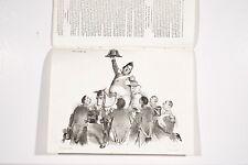 CHARIVARI 13 octobre 1833 Caricature Louis Philippe sur une mule, Politique 118