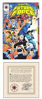 RAI and the FUTURE FORCE 9 (NM/M) SEAN CHEN/ KATHRYN BOLINGER (SHIPS FREE) *