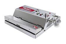 Macchina per sottovuoto Reber professionale filtro liquidi inox 9709 NF - Rotex