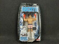 Rocky III 3 Rocky Balboa Italian Stallion Figure 2006 Jakks