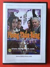 PHONG THAN BANG I -  PHIM BO TRUNG QUOC - 8 DVD - USLT
