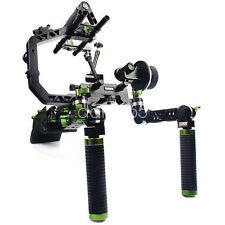 Lanparte SCR-01 Universal Grip Basic Shoulder Mount DSLR rig with suitcase