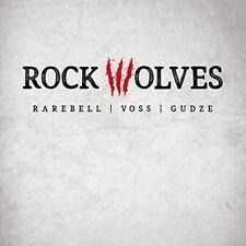 ROCK WOLVES - ROCK WOLVES  RAREBELL VOSS GUDZE (SCORPIONS, JADED HEART)