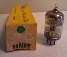 Dumont 2AF4A Television Electronic Vacuum Tube In Box