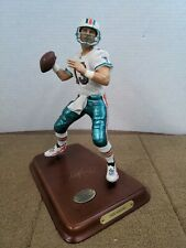 Dan Marino Danbury Mint Figure Miami Dolphins # 13 In Original Box