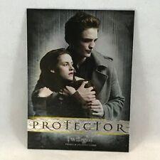 """TWILIGHT SAGA (Inkworks/2008) Rare Foil """"PROTECTOR"""" CASE LOADER CARD #CL1"""