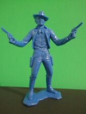 Soldatino Figurino Maxi Alto 15 cm COWBOYS Western Raro /CA/