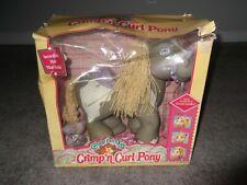 Vintage Cabbage Patch Kids Crimp'n Curl Pony