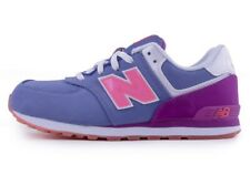 NIK E New balance nb 574 purple woman casual running shoes RRP £89