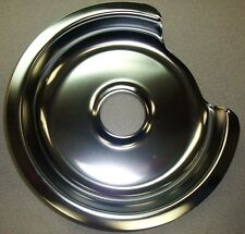 "GE Chrome 6"" Drip Pan WB32X36 & WB32X10012"