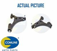 2 x FRONT TRACK CONTROL ARM WISHBONE PAIR COMLINE OE REPLACEMENT CCA2170