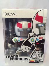 MIGHTY MUGGS Transformers Universe PROWL 2010 Hasbro