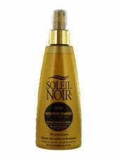 Soleil Noir Aceite seco vitaminado ultra bronceador sin filtro spray de 150 ml