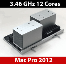 Mac Pro 2012  <> CPU Tray | 12-Core 3.46GHz | Model ID 5,1 | 64GB RAM