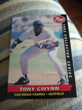 TONY GWYNN 1993 POST CEREAL #8 OF 30 FREE SHIPPING