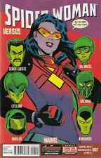 SPIDER-WOMAN #7 (MARVEL COMICS) BOARDED. FREE UK P+P! NEW!
