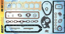 Chevy Master 207 Stovebolt Full Engine Gasket Set BEST 1933 COPPER Head