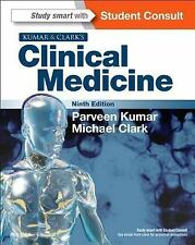 Kumar and Clark's Clinical Medicine (2016, Paperback)