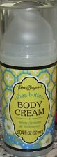 White Jasmine & Watercress Shea Butter Body Cream by Time and Again