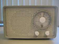 Alles original ! BRAUN SK 2/2 Küchenradio Radio Röhrenradio Klassiker vintage