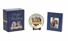 The Royal Wedding Commemorative Plate and Book - New - De La Hoz, Cindy - Paperb