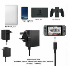 AC Power Adapter PD Fast Charger FOR Nintendo Switch /Lite /Pro controller /Dock