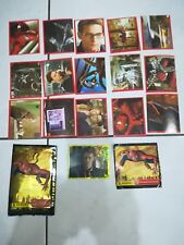MARVEL 2004 SPIDERMAN 2 MOVIE PANINI RARE GOLD #R+15 STICKER INSPECT EXC FREE